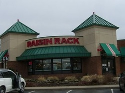 Raisin Rack in Plain Township Canton Ohio recommended by our Chiropractors