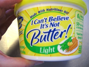 margarine trans fats and heart disease